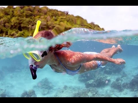 Best Tunnels Beach Snorkeling Kauai Na Pali Challenge